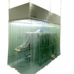 Laminar Flow Canopy LLFC-A10
